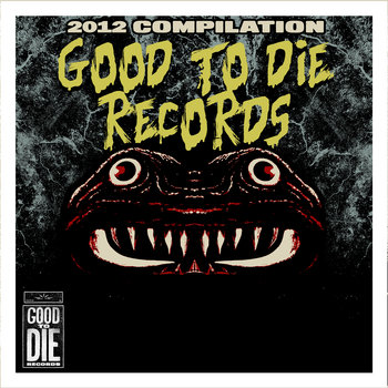 2012 Compilation cover art