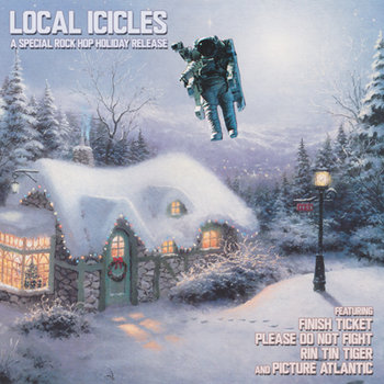 Local Icicles : A Special Rock Hop Holiday Release cover art