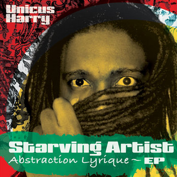 Starving Artist: Abstraction Lyrique-EP cover art