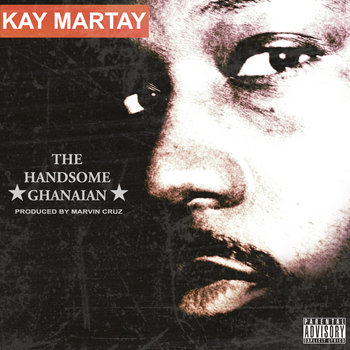THE HANDSOME GHANAIAN (EP) cover art