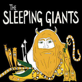 The Sleeping Giants (EP) cover art