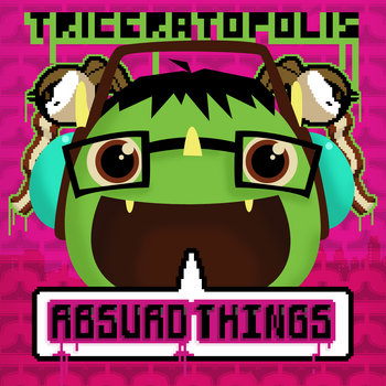 Absurd Things cover art