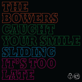 Caught Your Smile 7&quot; EP (CSNT01) cover art