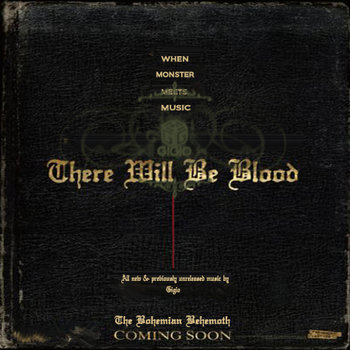 There Will Be Blood cover art