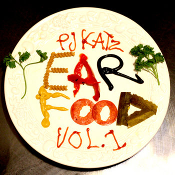 Ear Food Volume 1 cover art
