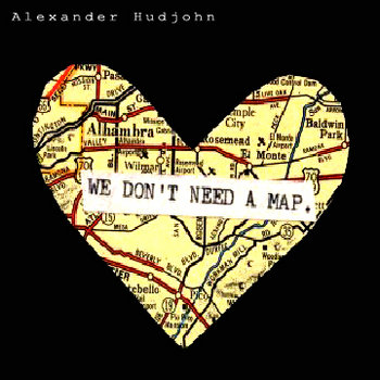 We Don&#39;t Need A Map cover art