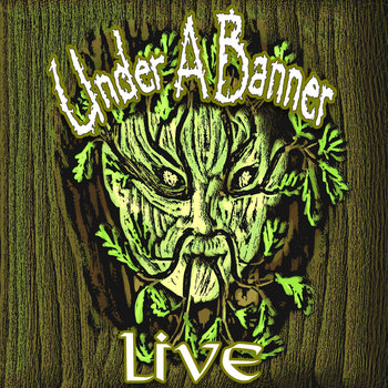 Under A Banner FREE Live Bootleg #1 cover art