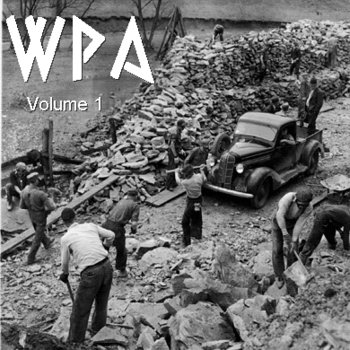 Works (in) Progress Administration Vol. 1 cover art