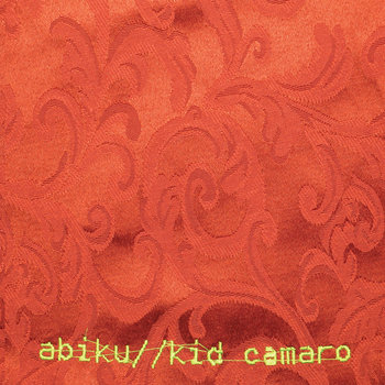 Abiku/Kid Camaro-Split 7&quot; cover art