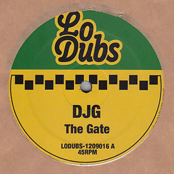 LODUBS-1209016 - DJG - The Gate/Obsessed cover art