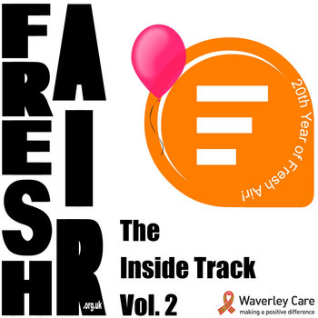 The Inside Track Vol.2 cover art