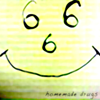 Homemade Drugs EP cover art