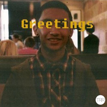 Greetings LP cover art