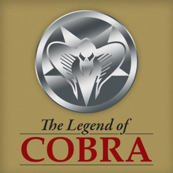 The Legend of Cobra cover art