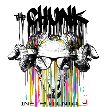 the chunk instrumentals cover art