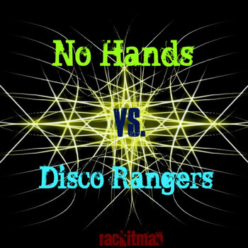 Disco Rangers (rackitman Remix) cover art