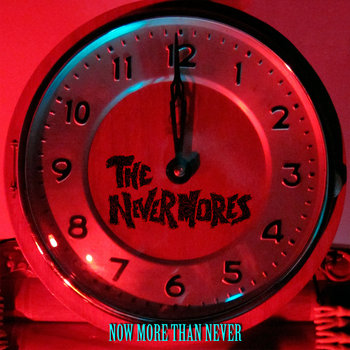 Now More Than Never cover art