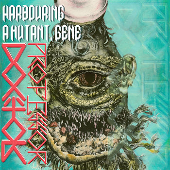 Harbouring a Mutant, Gene cover art