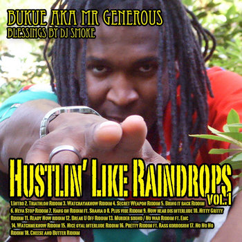 Hustlin' Like Raindrops vol.1 cover art