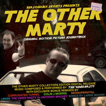 The Other Marty | Original Motion Picture Soundtrack cover art