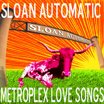 &quot;Metroplex Love Songs&quot; cover art