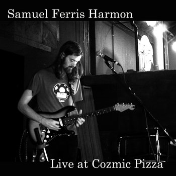 Live At Cozmic Pizza cover art