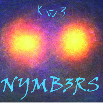 NYMB3RS EP cover art