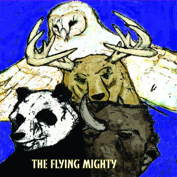 The Flying Mighty cover art