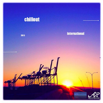 Chillout International 2013 cover art