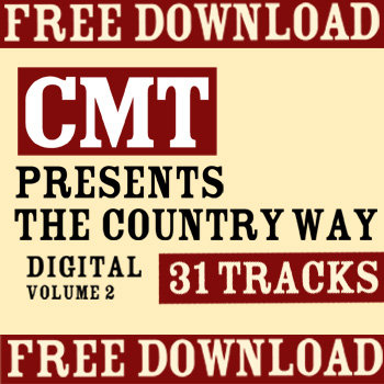 The Country Way Digital Sampler Vol. 2 (presented by CMT) cover art