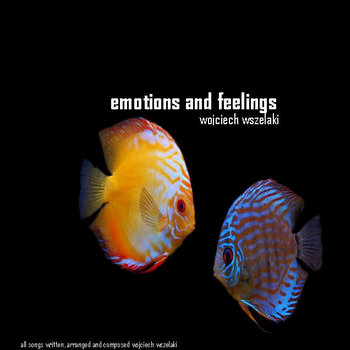 emotions and feelings cover art