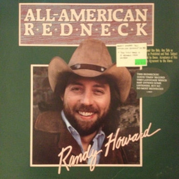 Randy Howard - All American Redneck cover art