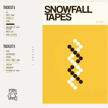 Snowfall Tapes Volume 1 cover art