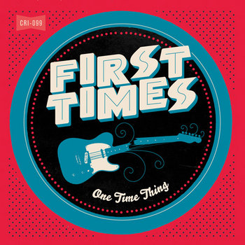 One Time Thing EP cover art