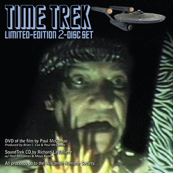TIME TREK SoundTrek cover art