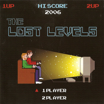 The Lost Levels cover art