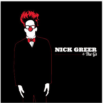 Nick Greer & The G's cover art