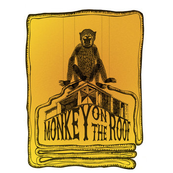 Monkey on the Roof cover art