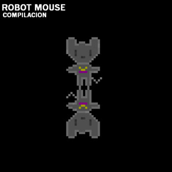 Robot mouse cover art