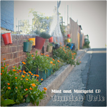 Mint and Marigold EP cover art