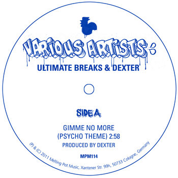 Ultimate Breaks & Dexter cover art