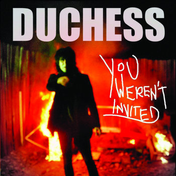You Weren't Invited cover art