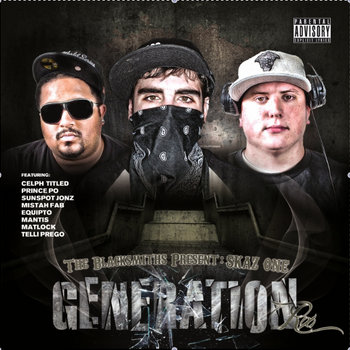 Generation RX cover art