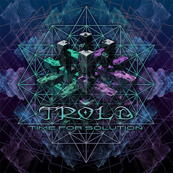 Trold - Time For Solution cover art