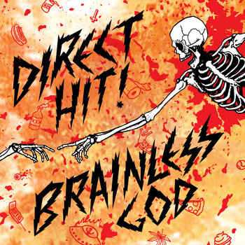 BRAINLESS GOD cover art