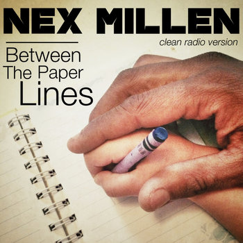 Between The Paper Lines Radio Version cover art