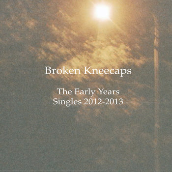 The Early Years, Singles 2012-2013 cover art
