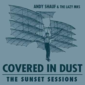 Covered In Dust cover art