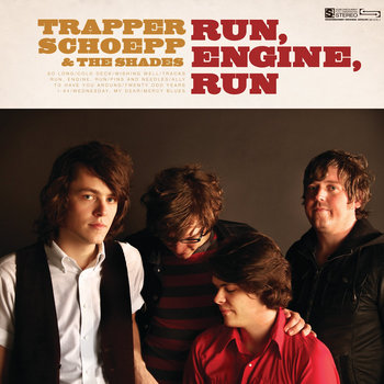 Run, Engine, Run cover art