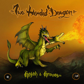 TWO HEADED DRAGON EP cover art